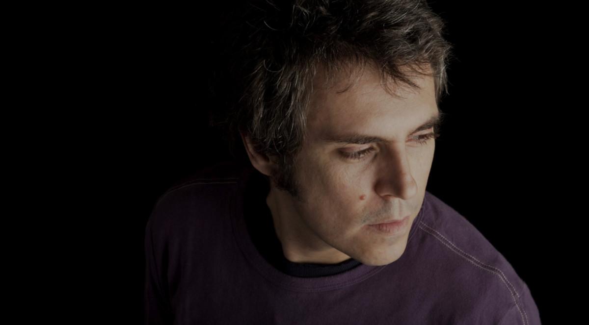 El cantante gallego Iván Ferreiro.