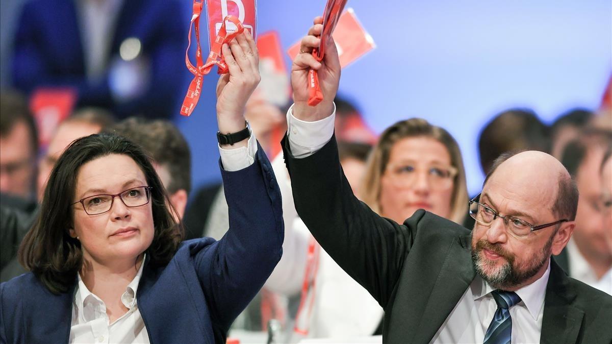 spd de schulz decide apoyo a merkel