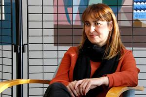 Núria Moreno, concejal de Urbanismo, Desarrollo Económico y Cultural del Ayuntamiento de Mataró.