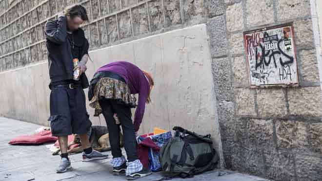 Heroinómanas denuncian abusos en los narcopisos