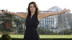 La actriz y humorista catalana SilviaAbril.