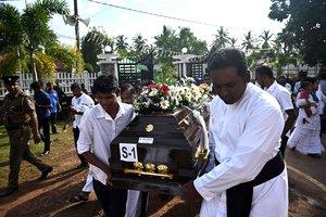 Atemptats a Sri Lanka: S'eleva a 310 el nombre de morts