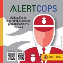 La aplicación Alertcops.