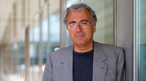 Roderic Guigó, bioinformático del CRG y profesor de la UPF, galardonado con el Premio Nacional de Investigación de Catalunya, otorgado por la Generalitat.
