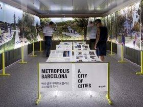 El Baix Llobregat s'exposa a la biennal d'arquitectura i urbanisme de Seül