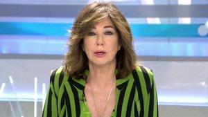 """Ana Rosa revela que fue víctima de un robo en plena calle: """"Salí corriendo a bolsazo limpio"""""""