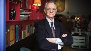Antón Costas, catedrático y expresidente del Cercle dEconomia.