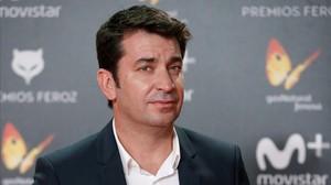 El presentador y actor Arturo Valls.