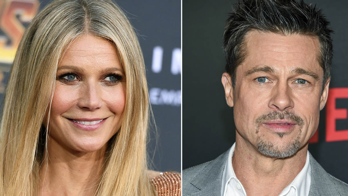 Gwyneth Paltrow revela que Brad Pitt 'quería matar' Harvey Weinstein