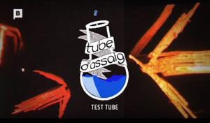 Imagen de presentación de Tube dassaig,programa de la tele municipal Barcelona TV