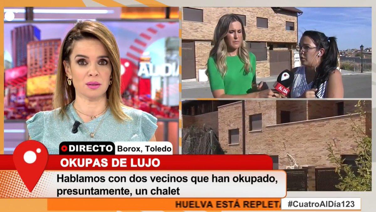 """Carme Chaparro, indignada con los 'okupas de lujo': """"¿Los españoles que pagamos un alquiler somos tontos?"""""""