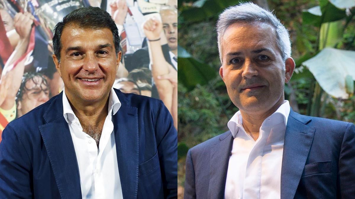 Debt emerges in Barça's electoral battle – Archyde