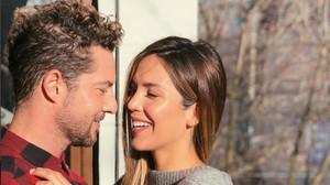 David Bisbal le pide matrimonio a su chica, Rosanna Zanetti.