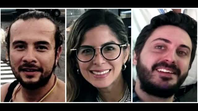 Detenidos tres periodistas de la agencia Efe, dos colombianos y un español, en Caracas.