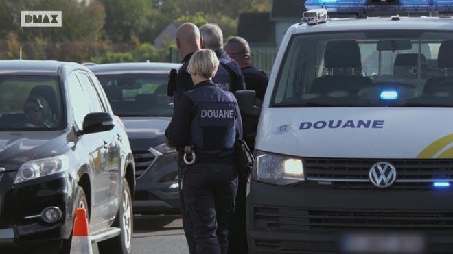 'Control de fronteras: Europa', nueva producción local de DMAX.