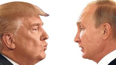 Putin y Trump: un idilio de meses