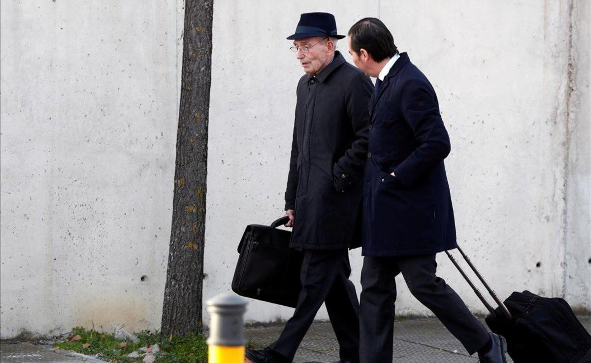 El exconsejero de Bankia José Manuel Fernández Norniella.
