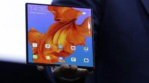 Huawei Mate X, el mòbil plegable amb 5G que busca conquistar el Mobile World Congress
