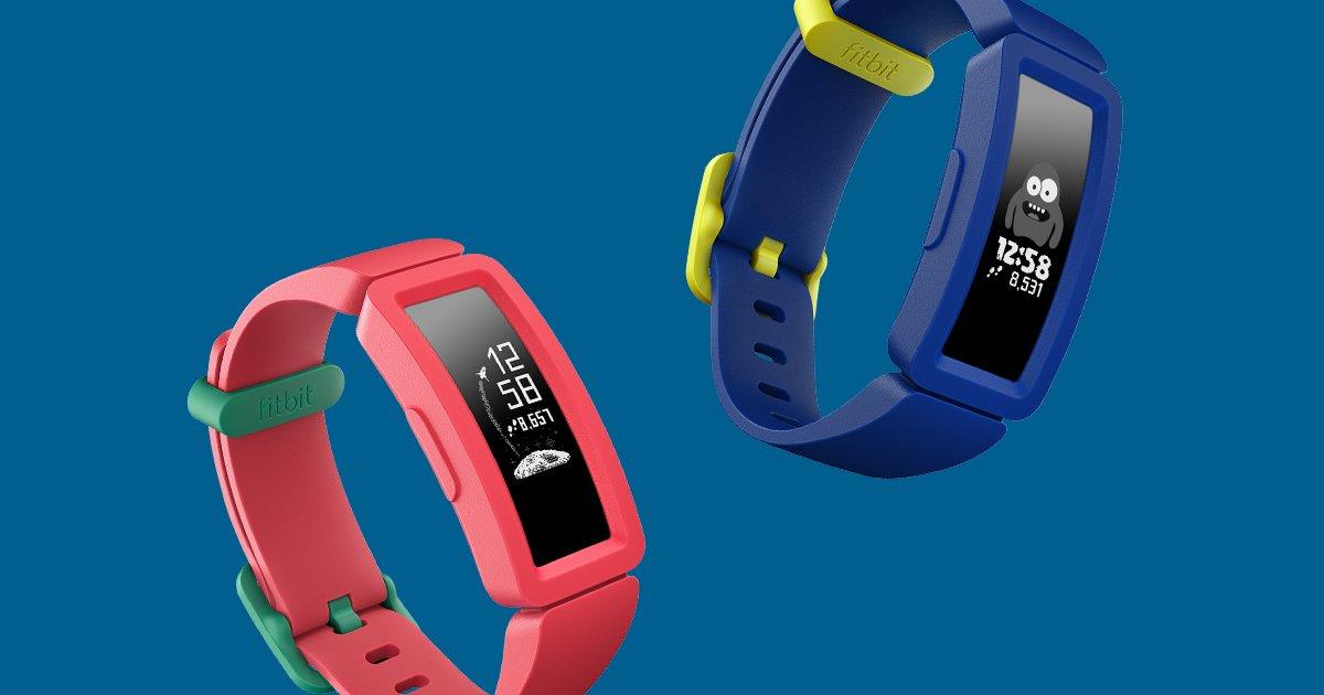 Pulsera Fitbit Ace 2, para niños.