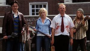 Un fotograma de 'Zombies party (Una noche de... muerte).