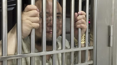 China condena al popular activista y bloguero Wu Gan a 8 años de cárcel