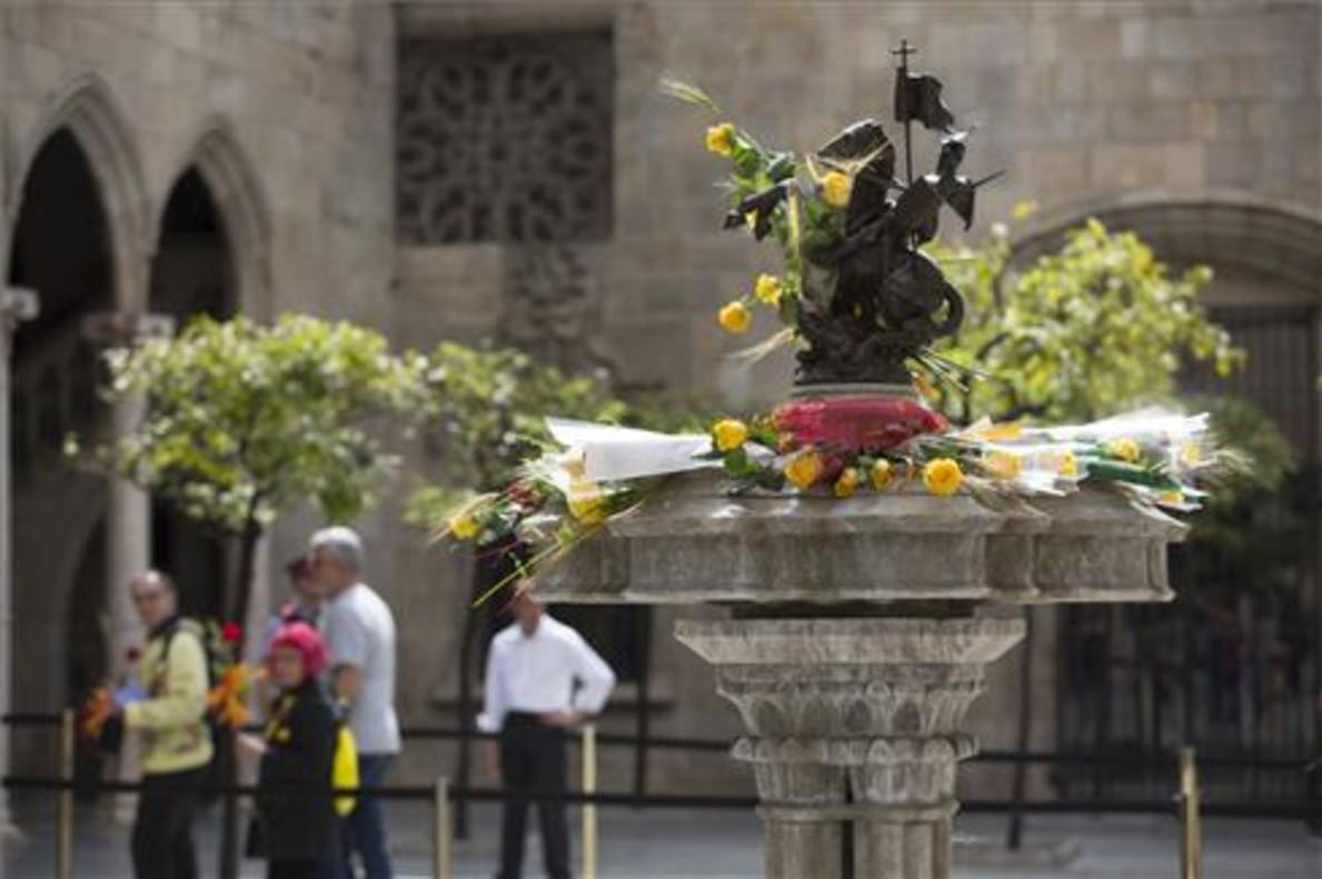 El Palau de la Generalitat y otros edificios abren hoy sus puertas.