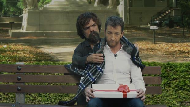 Vídeo promocional de El hormiguero con el actor de Juego de Tronos Peter Dinklage.