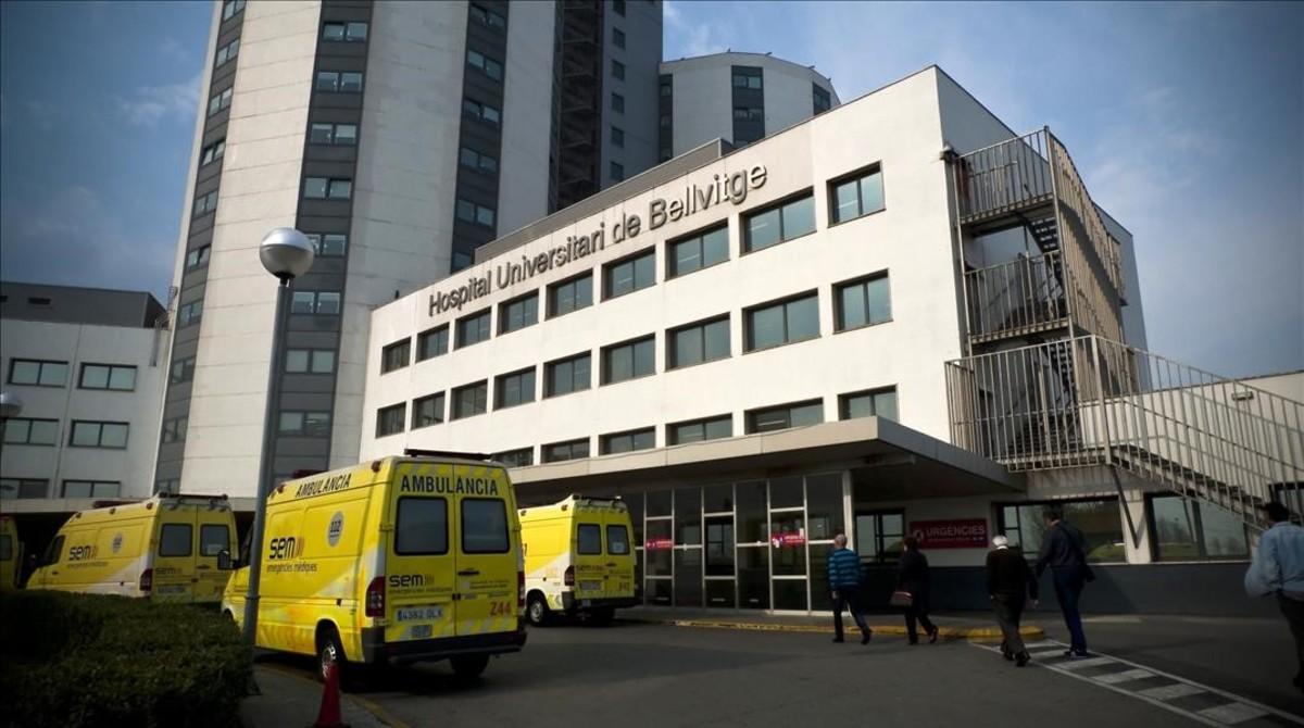 Resultado de imagen de hospital de bellvitge