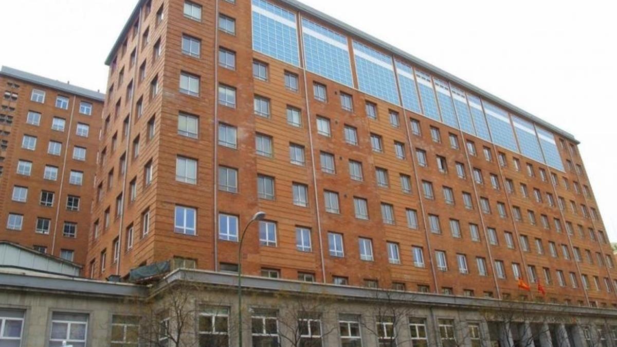 El Hospital Universitario de La Princesa.