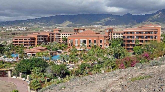 Hotel H10 Costa Adeje Palace, en Tenerife.