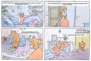 Imágenes del comic ganador, Una nueva etapa, de Sònia Pallejero