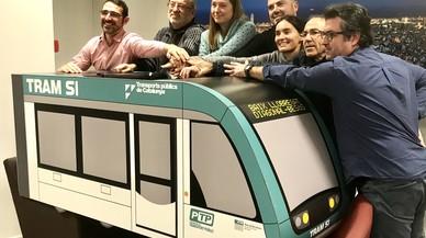 """Los defensores del tranvía se citan el sábado contra el """"boicot político"""""""