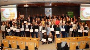 La UAB entrega el Segell Infoparticipa a la transparència comunicativa a un centenar d'administracions