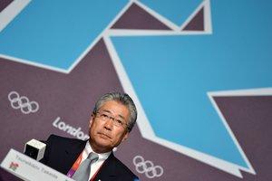 Imputen a França el president del comitè olímpic japonès pels Jocs de Tòquio