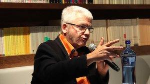 Màrius Serra, este martes en la librería Ona.