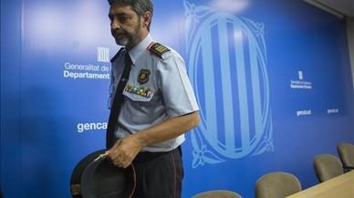 Trapero veta a los mossos el uso de la fuerza para impedir el referéndum