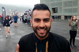 Juan Antonio ('OT 2017') crítica a los Javis por un vídeo promocional de Paquita Salas