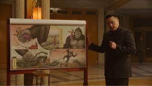 Christophe Tek, actor que encarnará aKim Jong-un.