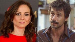 Leonor Watling y Hugo Silva, protagonistas de Nasdrovia, la nueva serie de Movistar +.