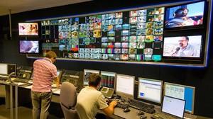 El català perd sintonia a la tele
