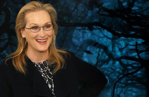 Meryl Streep, en enero del 2015.