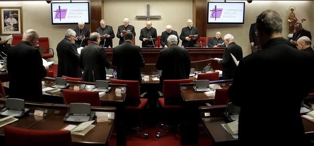 Asamblea de la COnferencia Episcopal española.