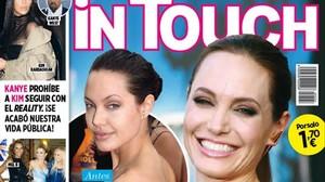 Jolie elimina les coordenades de Pitt del seu tatuatge del braç esquerre