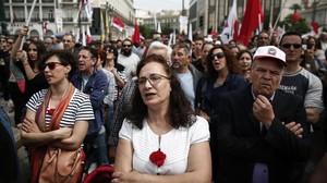 La desil·lusió i emigració dels joves grecs