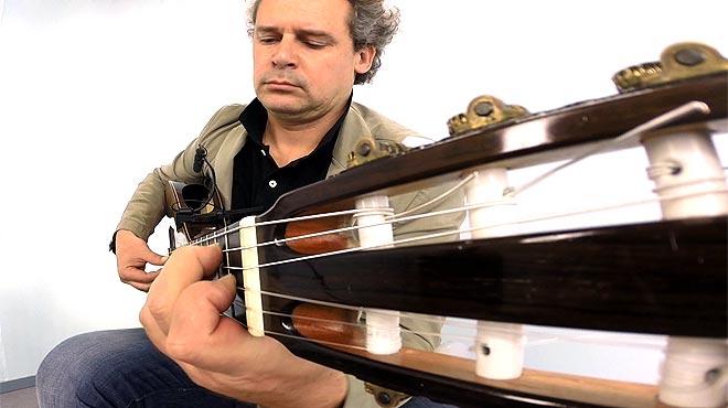 Pedro Jóia, la mejor guitarra portuguesa