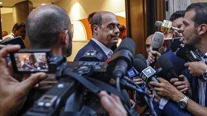 Nicola Zingaretti, secretario del Partido Demócrata.