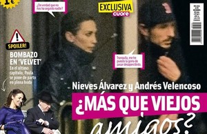 'Cuore' pilla a Andrés Velencoso y Nieves Álvarez juntos