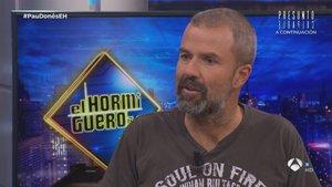 """Pau Donés se sincera en 'El Hormiguero': """"Yo tengo cáncer y lo voy a tener toda la vida"""""""