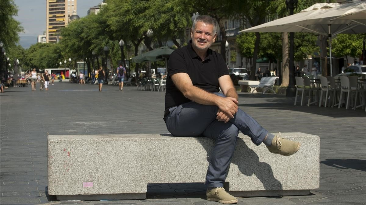 Pau Ricomà, alcalde de Tarragona
