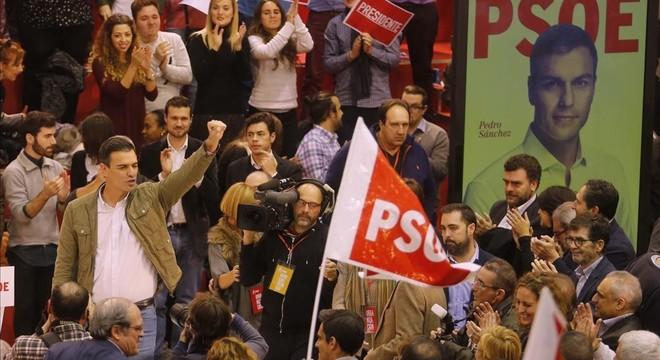 El PSOE confía en un vuelco en la recta final hacia el 20-D